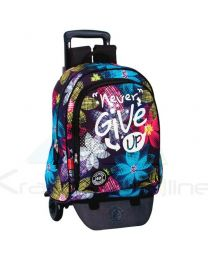 Trolley Perona Never Give Up 43Cm (8414778559608)