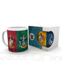 Taza All Crests Harry Potter (5028486342211)