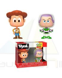 Figuras Vynl Disney Toy Story Woody And Buzz (889698370059)
