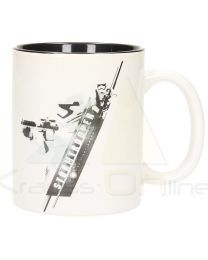 Taza Star Wars The Force Awakens Stormtrooper Blaster (8436546899938)