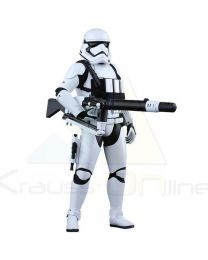 Figura First Order Heavy Gunner Stormtrooper Sixth Scale  Star Wars Episodio VII (4897011178097)
